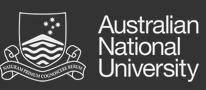Australian National University Canberra